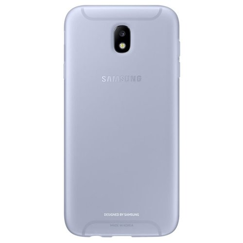 EF-AJ730TLE Samsung Jelly Cover Blue pro Galaxy J7 2017