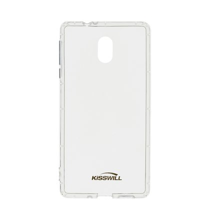 Kisswill TPU Pouzdro Transparent pro Nokia 5.1