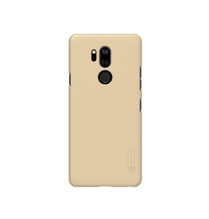 Nillkin Super Frosted Zadní Kryt Gold pro LG G7 ThinQ