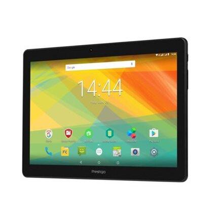 "Prestigio MultiPad 3101 10.1"" LTE 1280x800  IPS 2/16 GB CAM 2/5 Mpx 6000mAh Android 7.0 Dual SIM Cierny"