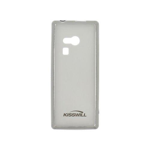 Puzdro Kisswill TPU Nokia 3310 (2017) - čierne