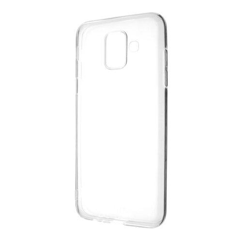 TPU gélové puzdro FIXED pre Samsung Galaxy A6, číre