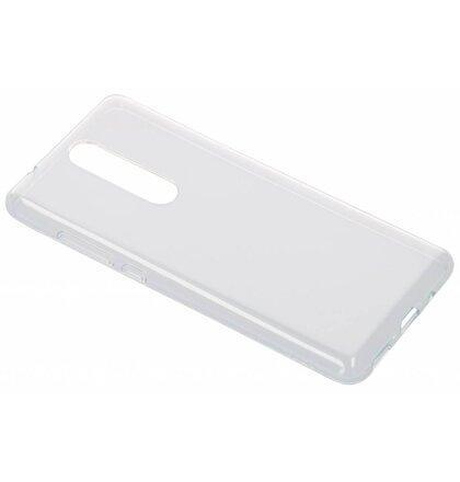 CC-109 Nokia Slim Crystal Cover pro Nokia 5.1 Transparent (EU Blister)