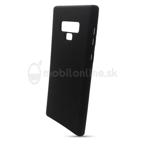 Puzdro Liquid TPU Samsung Galaxy Note 9 N960 - čierne