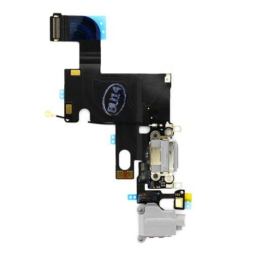 Apple iPhone 6 - Flex Kábel Nabíjacieho Konektora - Čierny
