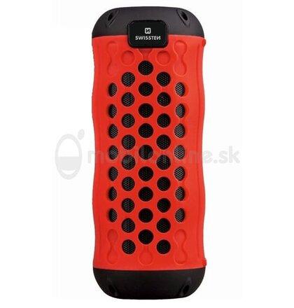 Bluetooth Reproduktor Swissten  X-Boom - červený