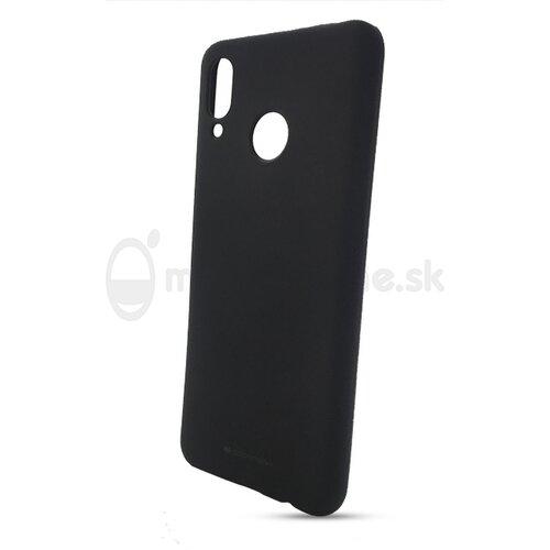 Puzdro Mercury Soft TPU Huawei Nova 3 - čierne