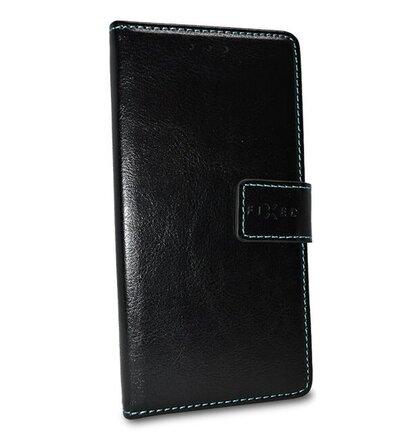 Puzdro typu kniha FIXED Opus pre Samsung Galaxy J5 (2017), čierne