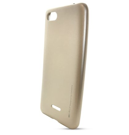 Puzdro i-Jelly Mercury TPU Xiaomi Redmi 6A - zlaté