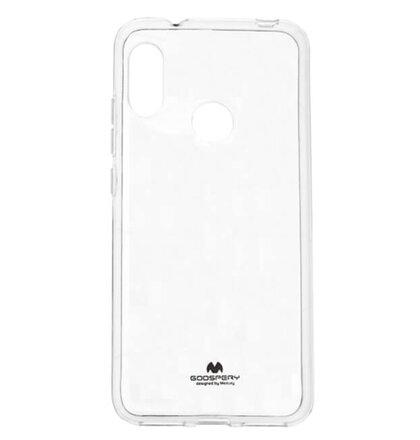 Puzdro Jelly Mercury TPU Xiaomi Mi A2 Lite/Redmi 6 Pro - transparentné