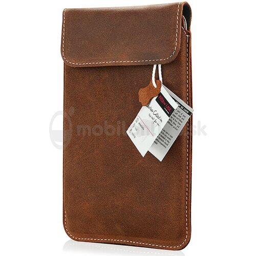 """Puzdro na Tablet Pocket Flap 7"""" - kožené"""