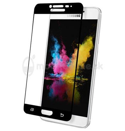 Tvrdené sklo 5D 9H Samsung Galaxy J5 J530 2017 celotvárové - čierne