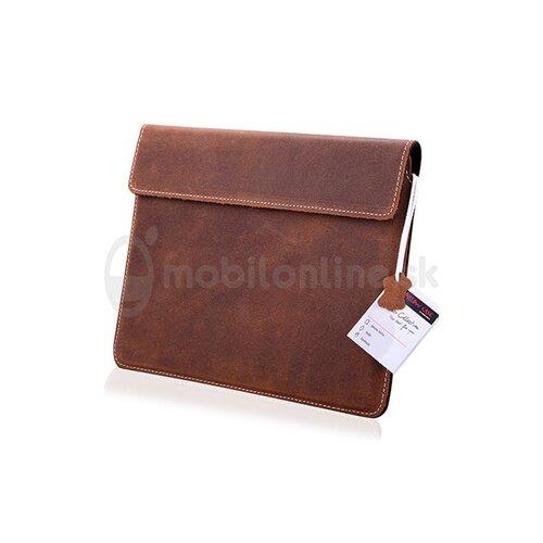"""Puzdro na Tablet Pocket Flap 9.7"""" - kožené"""