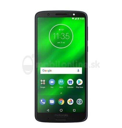 Motorola Moto G6 Plus 4GB/64GB Single SIM Modrý - Trieda A