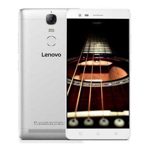 Lenovo Vibe K5 Note Dual SIM A7020 Fingerprint Strieborný - Trieda D Puk. dotyk