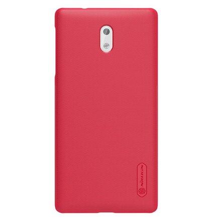 Nillkin Super Frosted Zadní Kryt Red pro Nokia 3.1