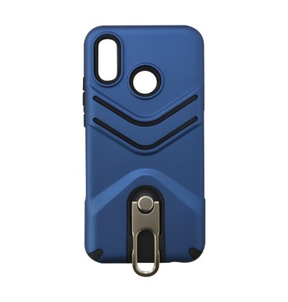 Outdoorové puzdro TPU Huawei P20 Lite - modré