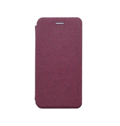 Knižkové puzdro Epico Cotton Flip Xiaomi RedMi 6A ružové