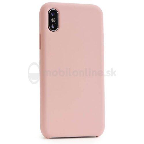 Puzdro Liquid TPU Samsung Galaxy J6 J600 2018 - ružové