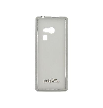 Kisswill TPU Pouzdro Black pro Nokia 5