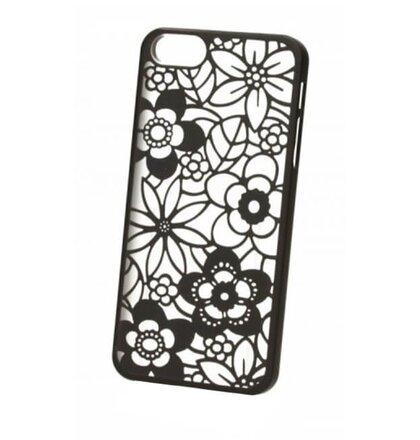Puzdro Etui TPC iPhone 5 5s SE vzor - kvety 02cef3f5c78