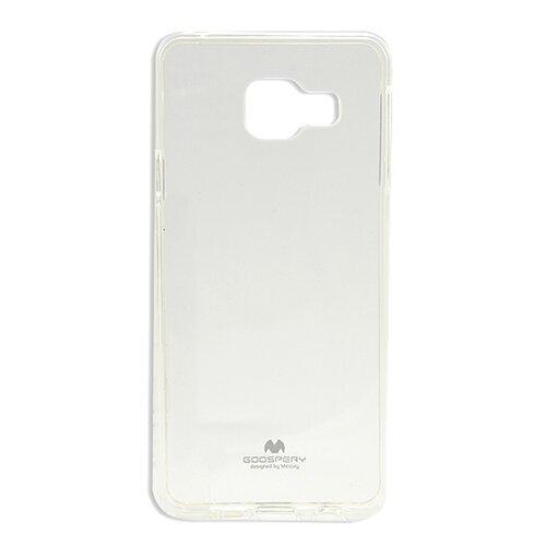 Puzdro Mercury Jelly TPU Nokia 5.1 - transparentné
