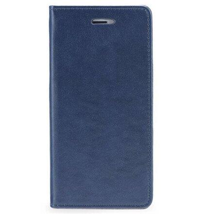Puzdro Magnet Book Huawei P20 Lite - modré