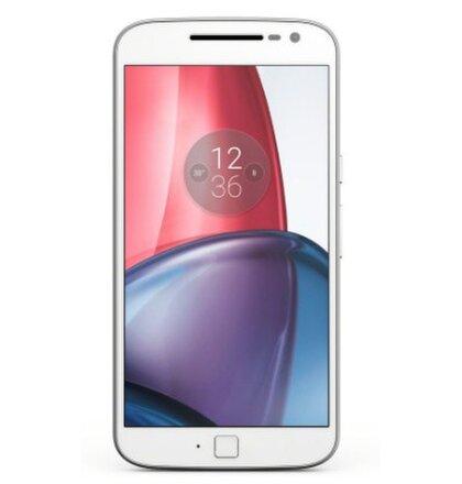 Motorola Moto G4 Plus 16GB Single SIM Biely - Trieda A