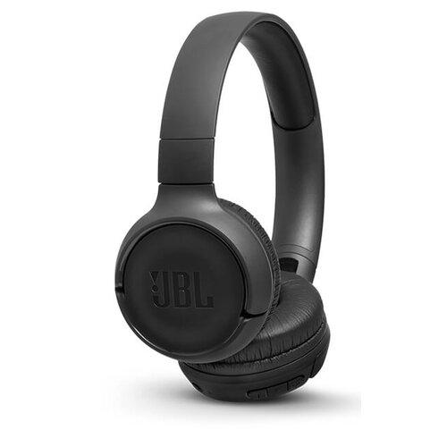 JBL T500BT Bluetooth slúchadlá Čierne