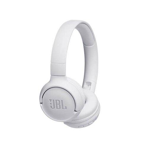 JBL T500BT Bluetooth slúchadlá Biele