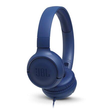 JBL T500 - modré