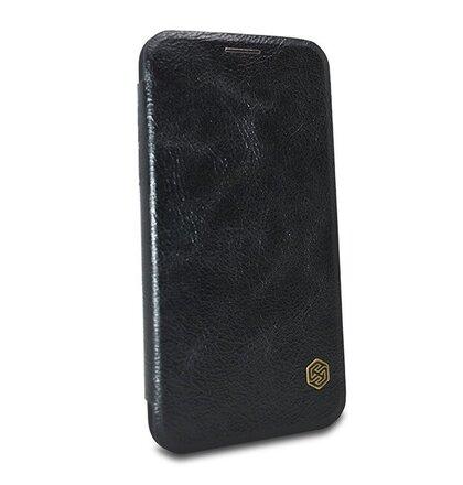 Nillkin Qin Book Pouzdro Black pro Huawei Mate 20 Lite