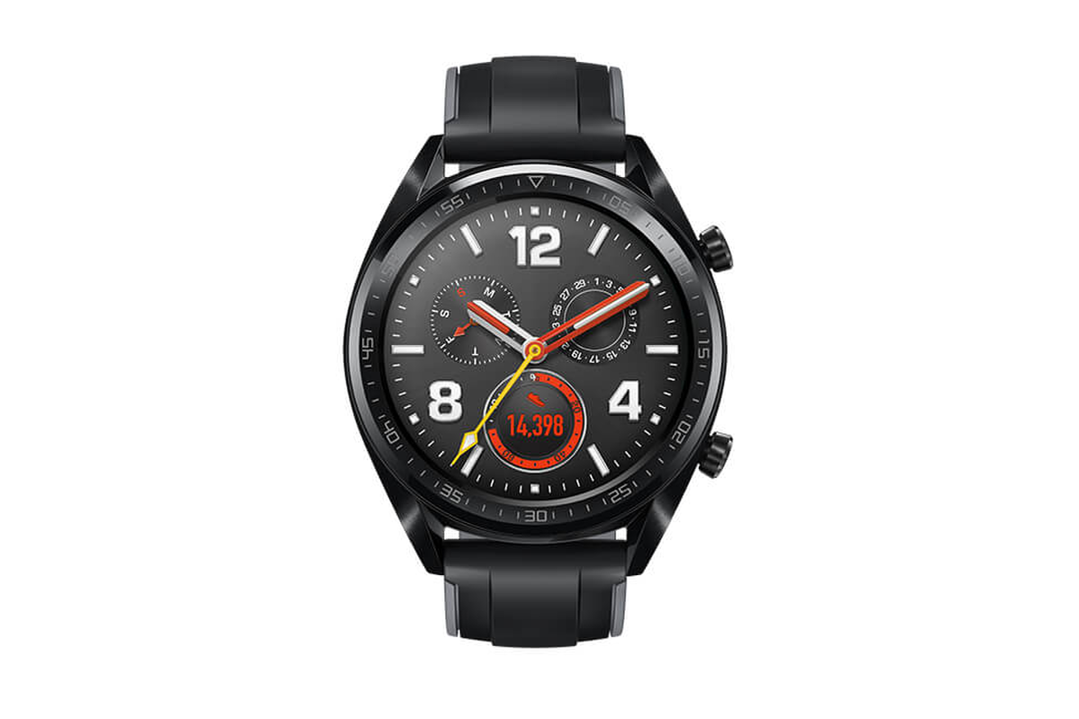 ab6e9ca8f Huawei Watch GT Sport B19S, čierne
