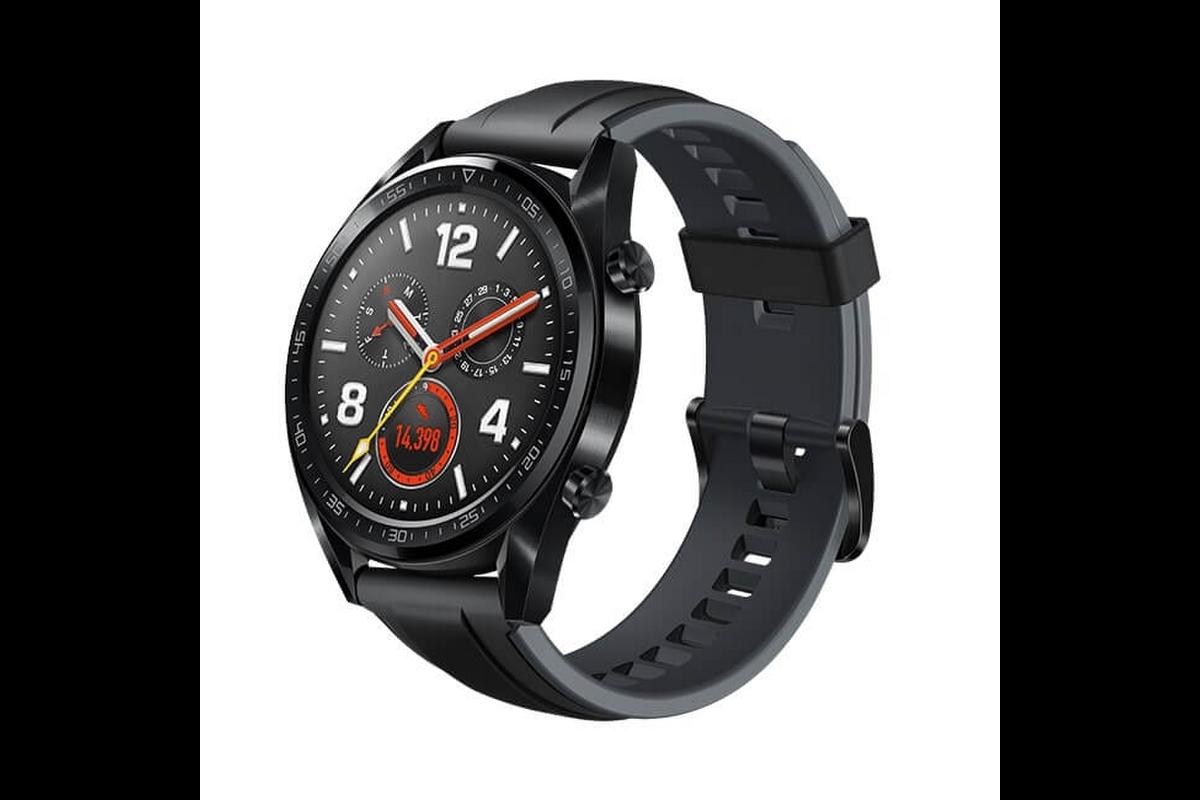 cd56b01cc Huawei Watch GT Sport B19S, čierne. doprava zdarma