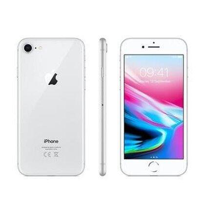 Apple iPhone 8 256GB Silver - Trieda C