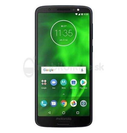 Motorola Moto G6 3GB/32GB Single SIM Modrý - Trieda A