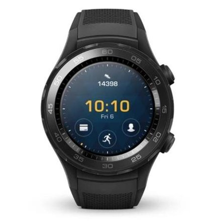 Huawei Watch 2 Sport LEO-BX9 Black