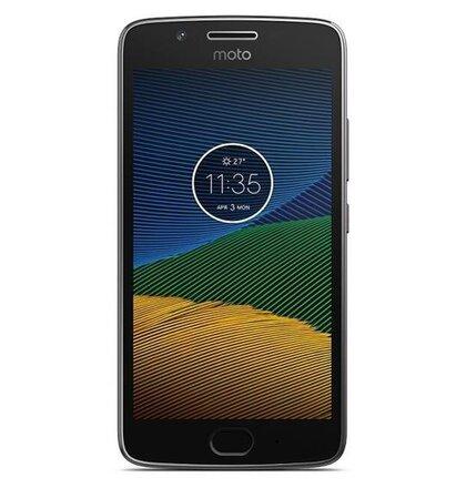 Motorola Moto G5 Single SIM 2GB/16GB Šedý