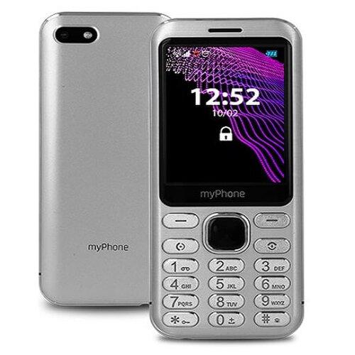 myPhone Maestro Dual SIM, Strieborný