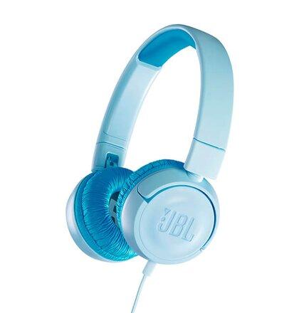 JBL JR 300 Headset 3,5mm Blue (EU Blister)
