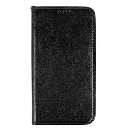 Puzdro Book Special Leather (koža) Huawei Mate 20 Lite - čierne