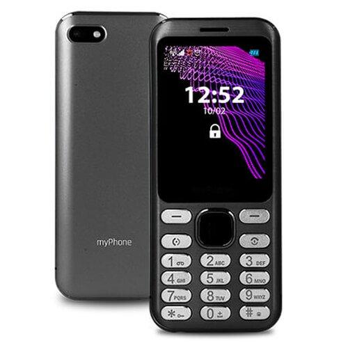 myPhone Maestro Dual SIM, Čierny