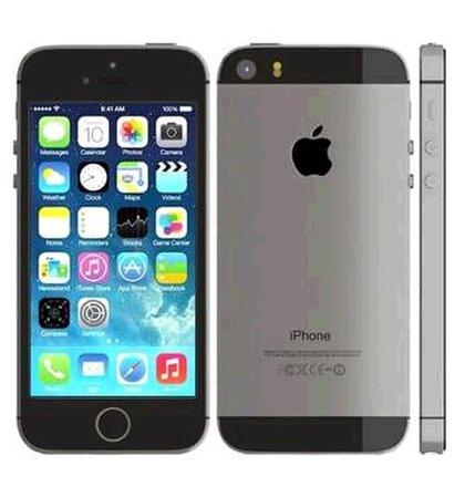 Apple iPhone 5S 64GB Space Gray - Trieda B
