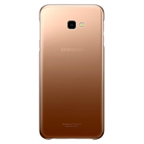 EF-AJ415CFE Samsung Gradation Cover Gold pro Galaxy J4+ (EU Blister)
