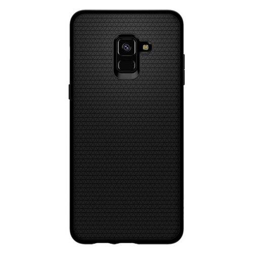 Puzdro Spigen Liquid Air Samsung Galaxy A7 A750 - čierne