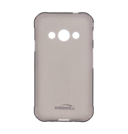 Kisswill TPU Pouzdro Black pro Nokia 3.1