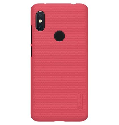 Nillkin Super Frosted Zadní Kryt Red pro Xiaomi Redmi Note 6 Pro
