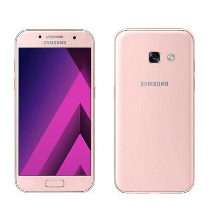 Samsung Galaxy A3 2017 Ružový - SK distribúcia