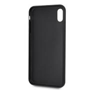 KLHCI65KICKCSGO Karl Lagerfeld Karl and Choupette Hard Case Gold pro iPhone XS Max