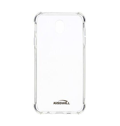 Kisswill Shock TPU Pouzdro Transparent pro Nokia 5.1 Plus